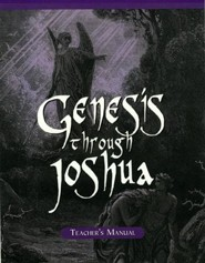 Genesis-Joshua School Manual