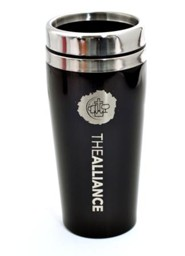 The Alliance, Travel Mug, Black