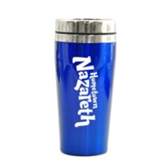 Hometown Nazareth VBS, Travel Mug, Blue