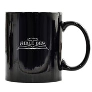 National Bible Bee Ceramic Mug - Black