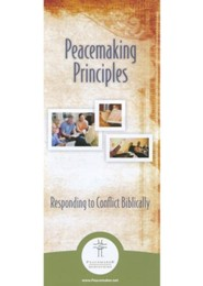 Peacemaking Principles Pamphlet - 10 pk
