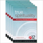 True Spirituality Study Guides General Edition 5 pack