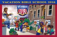 Faithbook VBS: Postcards, pack of 50