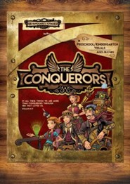 The Conquerors VBS 2016: Preschool/Kindergarten Visuals