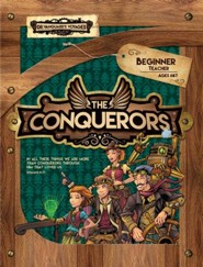 The Conquerors VBS 2016: Beginner Visuals