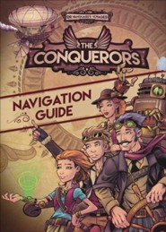 The Conquerors VBS 2016: Navigation Guide with Stickers