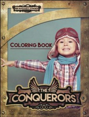 The Conquerors VBS 2016: Coloring Book