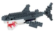 Nanoblock Mini, Great White Shark
