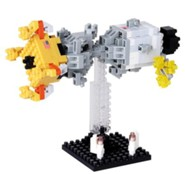Nanoblock Sights To See, Lunar Landing