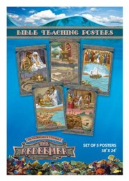 The Redeemer VBS: Bible Teaching Posters