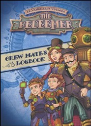 The Redeemer VBS: Crew Mate's Logbook with Stickers