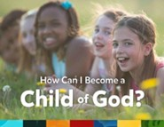 Mystery Island: How Can I Become a Child of God? KJV (pkg. of 10)