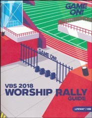 Game On: Worship Rally Guide