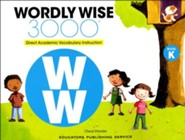 Wordly Wise 3000 Book K Student Edition (2nd Edition)