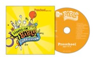 Hands-On Bible: Preschool CD, Summer 2018