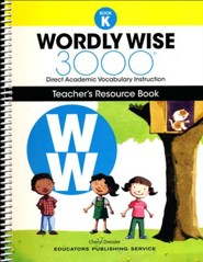 Wordly Wise 3000 Book K Teacher's Guide (2nd Edition)