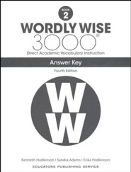 Wordly Wise 3000 Book 2 Key (4th Edition)