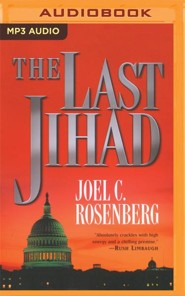 The Last Jihad - unabridged audio book on MP3-CD