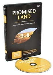 TTWMK Volume 1: Promised Land, DVD Study with Leader Booklet