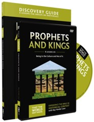 TTWMK Volume 2: Prophets and Kings, Discovery Guide and DVD