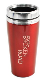 Travel Mug, GBTBR, Red