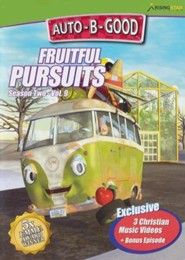 Fruitful Pursuits (Auto-B-Good Season 2, Volume 9)