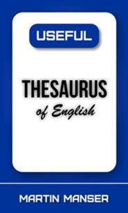 Useful Thesaurus of English - eBook