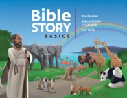 Bible Story Basics: Pre-Reader Leaflets, Fall 2019