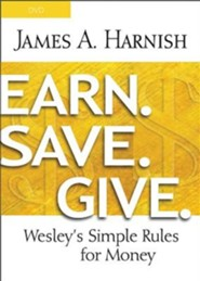 Earn. Save. Give. DVD: Wesley's Simple Rules for Money