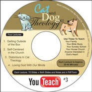 You Teach CD-ROM: Cat and Dog Theology (Powerpoint slides on PDF)