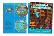 Deep Blue Connects: Loving God, Loving Neighbor Large/Small Group Kit, Winter 2019-20