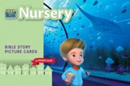Deep Blue: Nursery Bible Story Picture Cards, Summer 2020