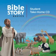 Bible Story Basics: Student Take-Home CD (pkg. of 5)