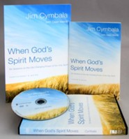 When God's Spirit Moves: Six Sessions on the Life Changing Power of the Holy Spirit Pack, Participant/DVD