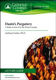 Dante's Purgatory: A Study on Part II of the Divine Comedy, DVD
