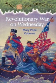 Magic Tree House #22: Revolution War On Wednesday