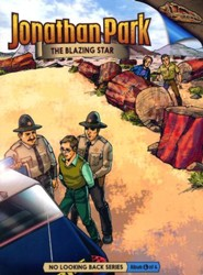 Jonathan Park No Looking Back #4: The Blazing Star Audio CD