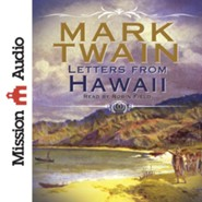 Letters From Hawaii - unabridged audiobook on CD