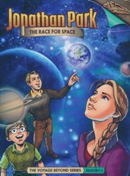 Jonathan Park The Voyage Beyond #3: The Race for Space Audio  CD