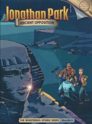 Jonathan Park The Whispering Sphinx #3: Ancient Opposition  Audio CD