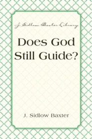 Does God Still Guide? - eBook
