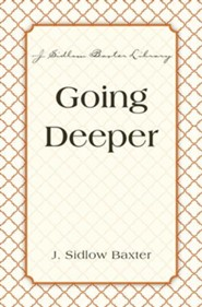 Going Deeper - eBook