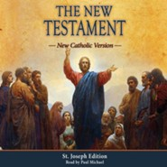 The New Testament: unabridged audiobook on CD