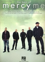 The Best of MercyMe (PVG) Songbook
