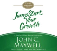 Jumpstart Your Growth: A 90-Day Improvement Plan (Unabridged - 5 Cd/330 Min)