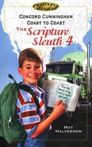 Concord Cunningham Coast to Coast: The Scripture Sleuth #4