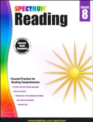 Spectrum Reading Grade 8 (2014 Update)