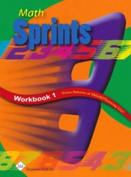 Math Sprints Workbook 1