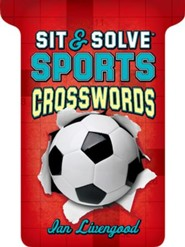Sit & Solve Sports Crosswords