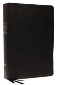 Genuine Leather Black Book Thumb Index Third Edition